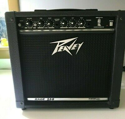 Peavey Rage 158 Practice Amp -  Tested/Working