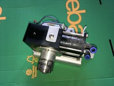 HP Switching Valve 01078-60004 (Rheodyne 7010-083) - HP 1050 HPLC Autosampler