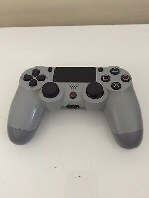Official Sony PS4 Dualshock Controller - 20th Anniversary Rare Ltd Edition -Grey