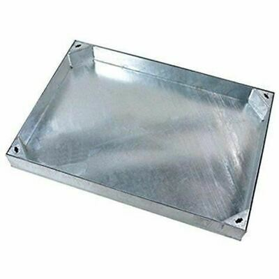 Clark Drain Manhole Recessed Cover and Frame 600 x 900 x 100mm