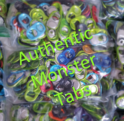 *** 1000 Monster Energy can tabs. Unlock The Vault 2019. Very fast shipping ***