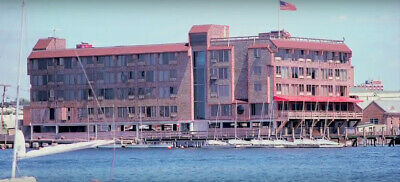 Vacation Rental Newport RI. On the water at Wyndham Inn on Long Wharf 1 BR July