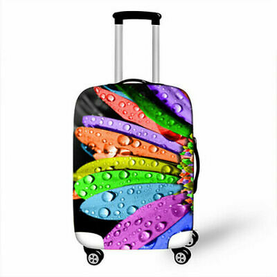 """26""""-28"""" Travel Luggage Cover Protector Suitcase Dust Proof Bag Anti Scratch Bag"""