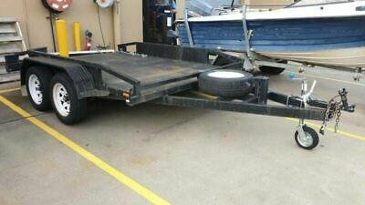 Car Trailer For Sale - Mario Trailers 10x6.6