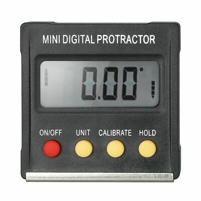 360 Degree 300mm Ruler Protractor digital goniometer angle inclinometer digital