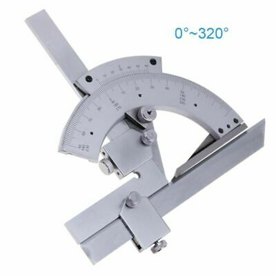 Universal Protractor Degree Precision Goniometer Angle Measuring Finder Ruler