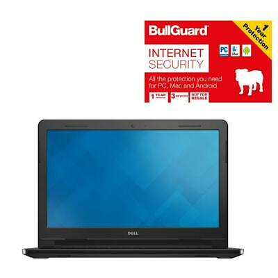 """Dell Inspiron 14 14"""" Laptop 2GB 500GB Unit Only No Power Pack With BullGuard"""