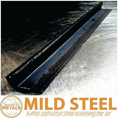 Mild Steel Angle Iron Plan Steel Lengths Large Range & Rapid Dispatch UK Made