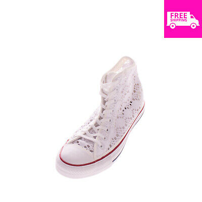 Details about Converse All Star OX Crochet & Lace Womens 561353C Peach Skin Shoes Size 5