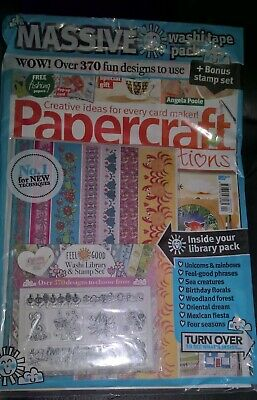 Papercraft Inspirations magazine July 2019