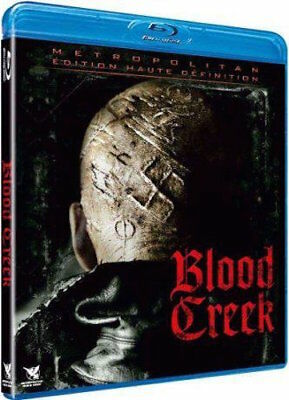 Blu Ray  //  BLOOD CREEK  //  Dominic Purcell - Henry Cavill  /  NEUF cellophané
