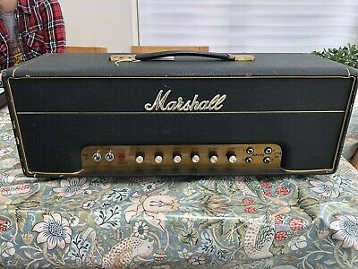 Marshall JTM-45 Vintage Reissue Head (1990)