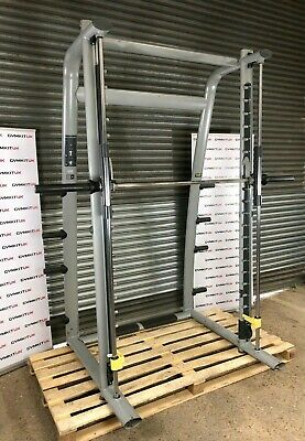 Technogym Selection MultiPower Commercial Smith Machine (Counterbalanced)