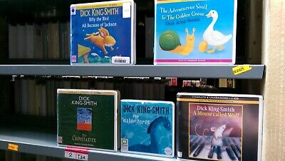 Collection of 5 Dick King-Smith CD Audiobooks