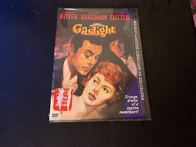 BRNAD NEW SEALED! Gaslight (DVD, 2004) USA REGION 1