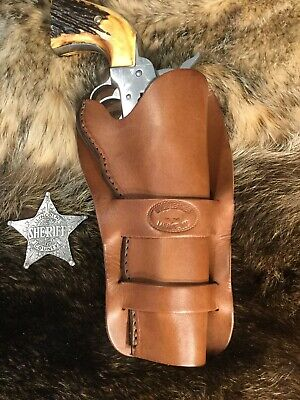 HUNTER LEATHER COWBOY type holster for single action colt