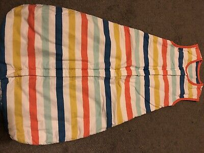Grobag John Lewis Sleep Bag 0-6 Months 1 Tog Good Condition