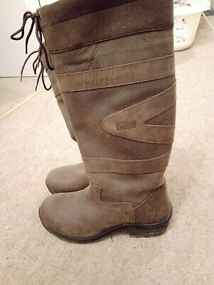 JHR The Amazon Waterproof Country DOG Walking Boots WIDE CALF /& STANDARD CALF