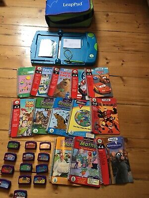 Leapfrog Leappad Reader with 13 Games and Books and Bag Learning System