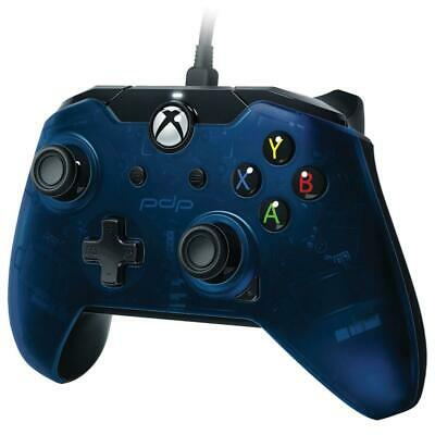 PDP Wired PC and Xbox One Controller - Blue