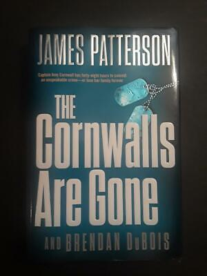 James Patterson The Cornwalls Are Gone hardcover 2019
