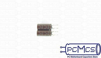 30 of Nippon ChemiCon NCC LXF Series 25V 120UF Low Impedance Long Life Capacitor