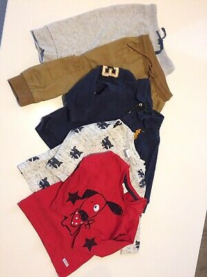 Boys Size 1 Clothes Bulk Designer Lot Country Road Ralph Lauren Seed Jack&Milly