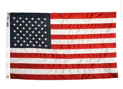 Annin Flagmakers American US Flag  3x5ft Outdoor Heavy Duty USA Patriotic Stars