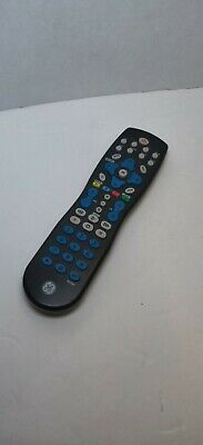 ge universal remote cl3 tv codes