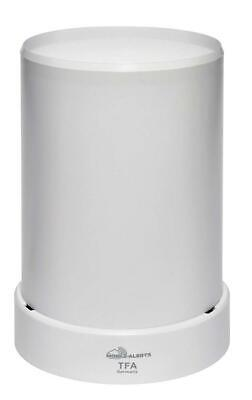 White Blooming Weather 30.3312.02 Wireless Thermometer