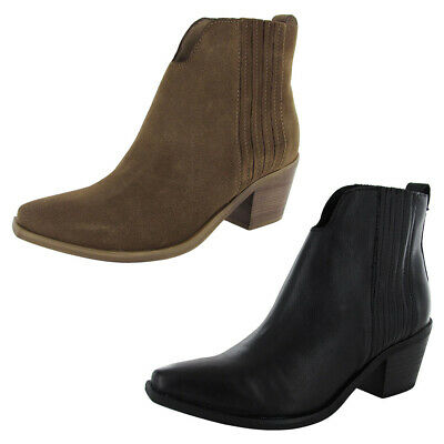 7d579727c4cb2 STEVE MADDEN WOMENS Webster Chelsea Ankle Bootie Shoes - $74.99 ...