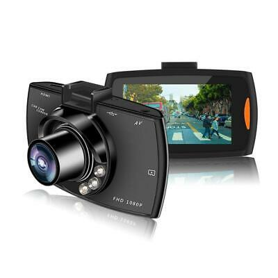 Apachie G30 Dual Dashboard Camera 1080P Front & Rear Dashcam 120° Viewing Angle