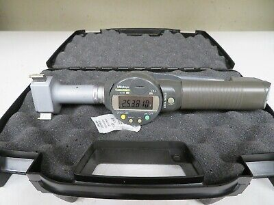 """Mitutoyo Borematic 568-469 ABSOLUTE Digimatic Bore Gages 1.6 - 2.0"""" MH9"""