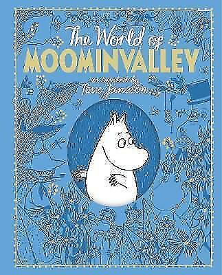 The Moomins: The World of Moominvalley, Ardagh, Philip,Jansson, Tove,Books, Macm
