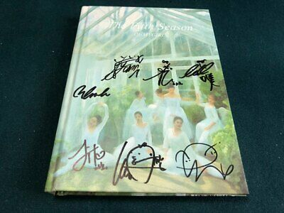OH MY GIRL(OMG) Album Autograph ALL MEMBER Signed PROMO ALBUM KPOP