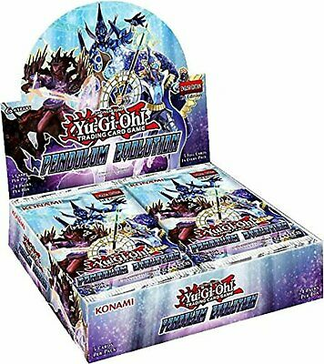 Yu-Gi-Oh Pendulum Evolution Booster Box 1st Edition - Factory Sealed