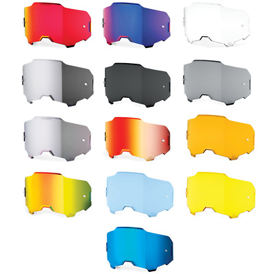 100% Armega Goggle MX Motocross Offroad Replacement Lens