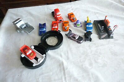 lot de voitures cars disney