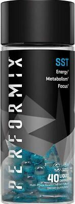 PERFORMIX SST Suspension Super Thermogenic Energy Fat Burner 40 caps