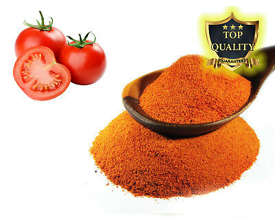 Tomato Powder, Pure Tomato 100% DEHYDRATED Cooking, Salad, Spice, Soup Cream