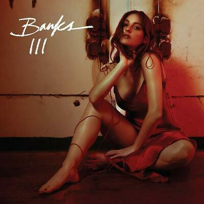 Banks - III [CD] Sent Sameday*