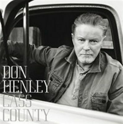 Cass County [Deluxe Edition] by Don Henley (CD, Sep-2015, Virgin EMI (Universal
