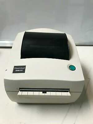 ZEBRA ELTRON UPS LP2844 USB Direct Thermal Barcode Shipping Label