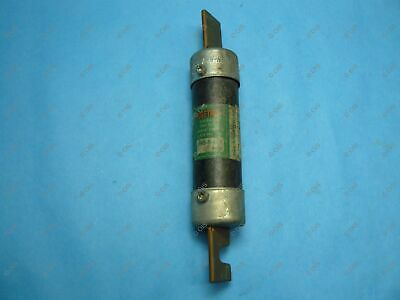 Bussmann FRN-R-100 Time-delay Fuse Class RK5 100 Amps 250 VAC/125 VDC Tested