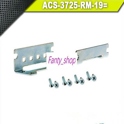 "NEW 19/"" Rack Mount Kit for 3725 3631 2691 ACS-3725RM-19 CCIE CCNE CCNA LAB"