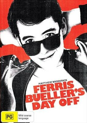 Ferris Bueller's Day Off, DVD