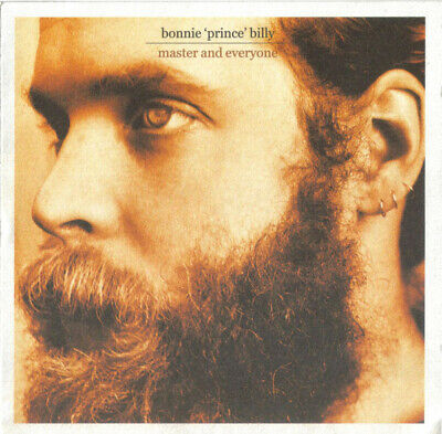 Bonnie 'Prince' Billy* Master And Everyone (VG+) CD, Album