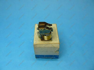 Vintage Potter /& Brumfield 10-Step Impulse Sequencing Relay GM-1430-2 New Stock