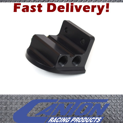18MM Thread 2 5//8 Gasket Canton Racing 22-925 Remote Canister Filter Kit