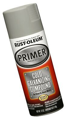 Galvanizing Compound Spray